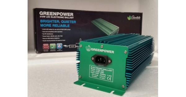 Greenpower Mk2 315w Lec Conversion Kit Ballast Lamp