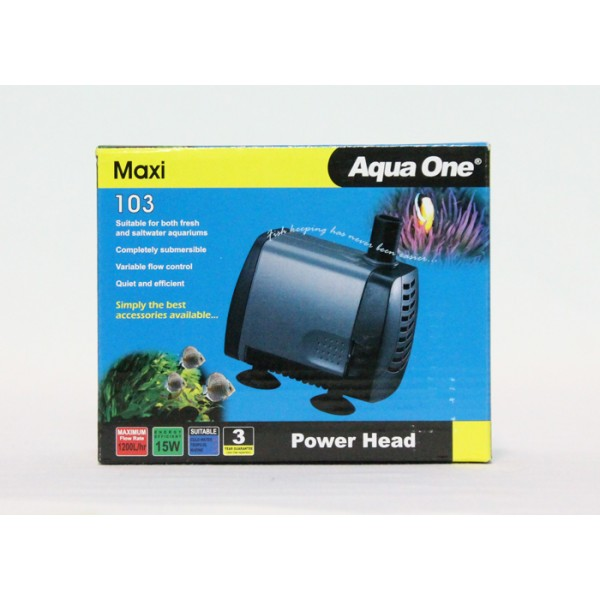 Aqua One 103 Power Head
