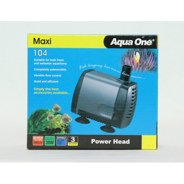 Aqua One 104 Power Head
