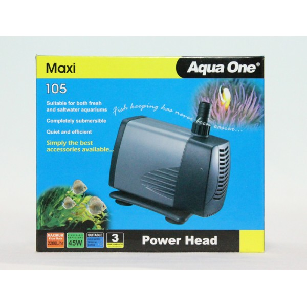Aqua One 105 Power Head