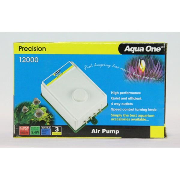 Precision 12000 Air Pump 4 outlet
