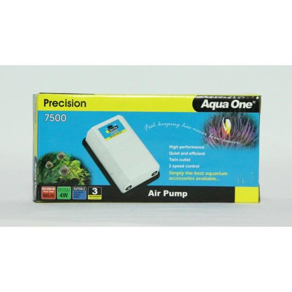 Precision 7500 Air Pump dual outlet