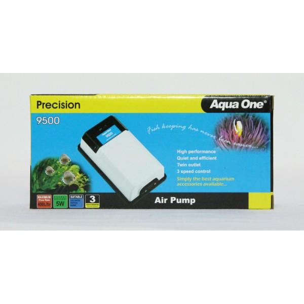 Precision 9500 Air Pump dual outlet